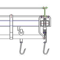 Sistema de Transporte Pletina Mecanizado