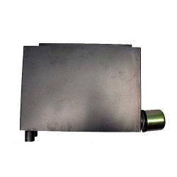 Tapa desinfectador de cuchillos rectangular