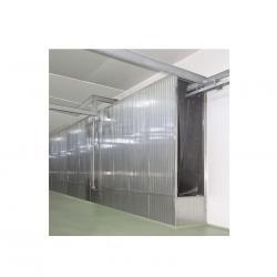 Tunel de escalde vertical 16